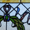 Stained Glass Window in Chariton, Schwager and Malak conference room